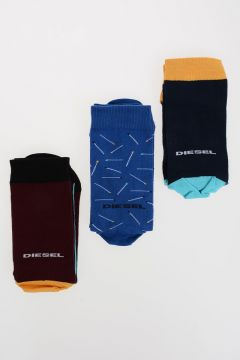 Set SKM-RAY-THREEPACK Patterned Long Socks