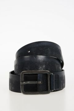 35mm Leather B-ZONAE Belt