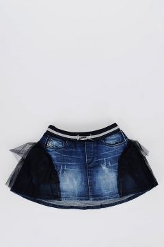 Stretch Denim GARDY skirt