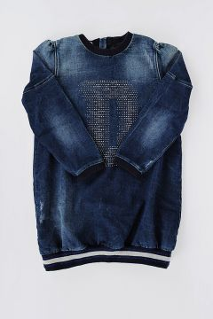 #JOGGJEANSJUNIOR Denim DAKI Dress