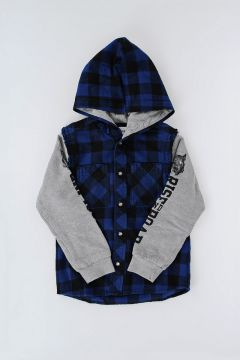 Hooded CREFTI Shirt