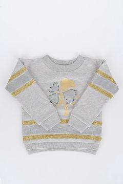 Gold Tone Details SUILI Sweatshirt