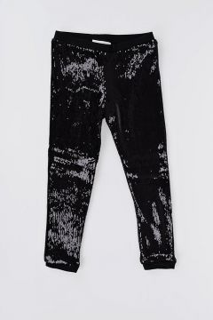 Embroidery with Sequins PLASH Pants