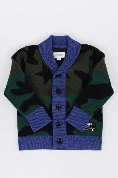 Wool blend KIFIU CARDIGAN