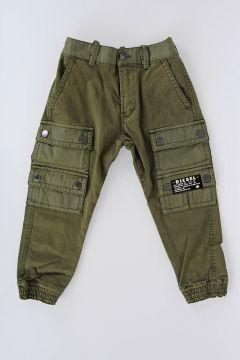 Pantalone PENTR in Cotone Stretch