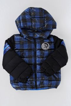 Checked JEMP Down Jacket