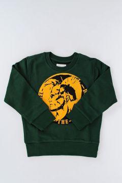 Round Neck SORQUA Sweatshirt