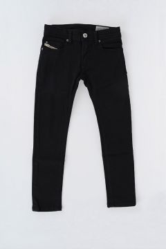 DIESEL INDUSTRY Stretch Cotton SLEENKER J-EL Pants
