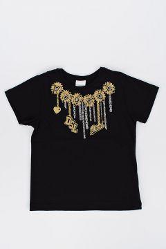 T-shirt TIVAC Stampa Oro