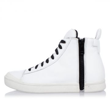 S-NENTISH Leather Sneakers