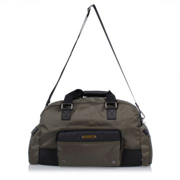 GEAR DUFFLE Fabric Travel Bag