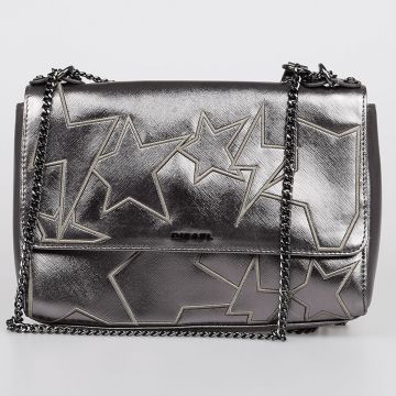 Metallic Fabric WAYNNEE Cross Bodybag