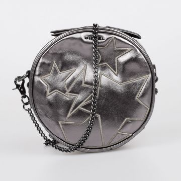 Metallic Fabric NATALIA Cross Bodybag