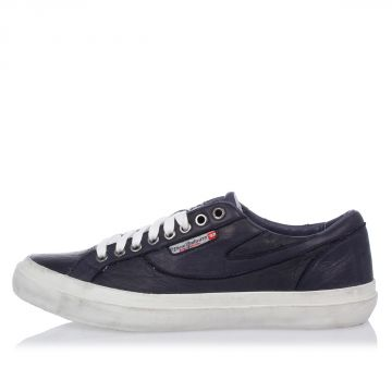 S-KWAARTZZ LOW Leather Sneakers