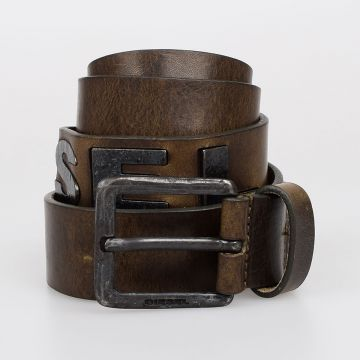 35 mm B-BOLD Leather Belt