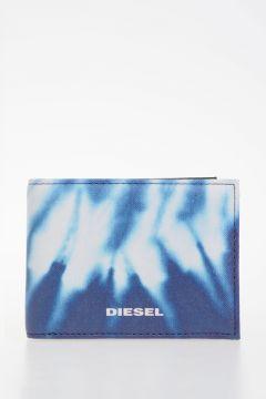 Bleach Denim Print NEELA XS Wallet