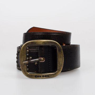 35 mm B-BRAVE Leather Belt