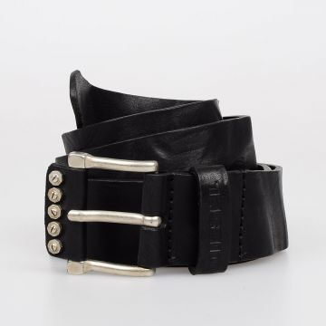 35 mm B-PUNCH Leather Belt