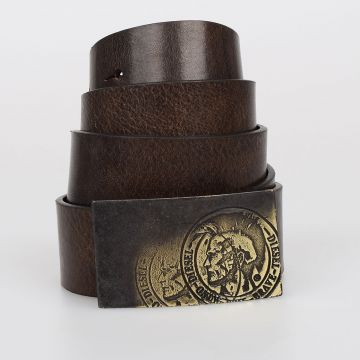 35 mm B-WARRIOR Leather Belt