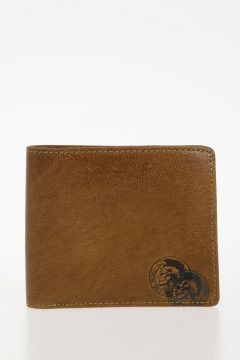 Leather MOHICAN HERO HIRESH S Wallet