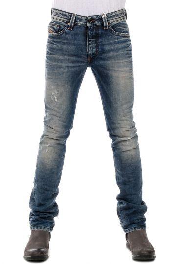 Jeans THAVAR L.32 Slim skinny 18 cm