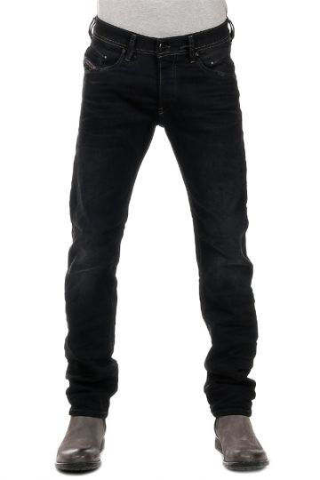Jeans in Denim Scuro BELTHER 17 cm