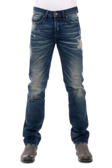 Jeans BUSTER L.32 Limited Edition In Denim 18 cm