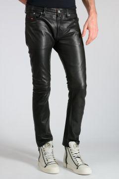 Leather P-THAVAR-L Pants