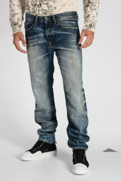 Jeans BUSTER Destroyed Denim 18 cm