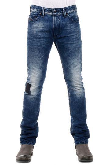Jeans THAVAR L.32 In denim 17 cm