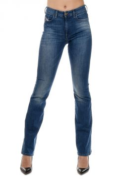 23 cm SKINZEE-FLARE Stretch Denim Jeans