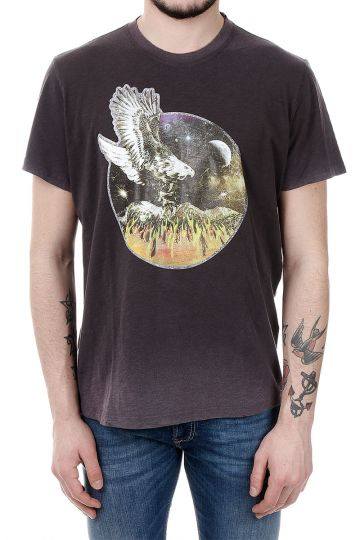 Eagle Printed T-JOE-N T-shirt