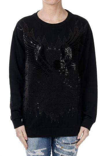Embroidered Pullover F-MAISA-E