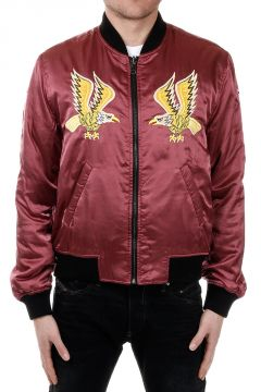 Bomber G-ASY con Stampa Aquila