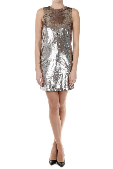 Sleeveless Sequins JETTIE Dress