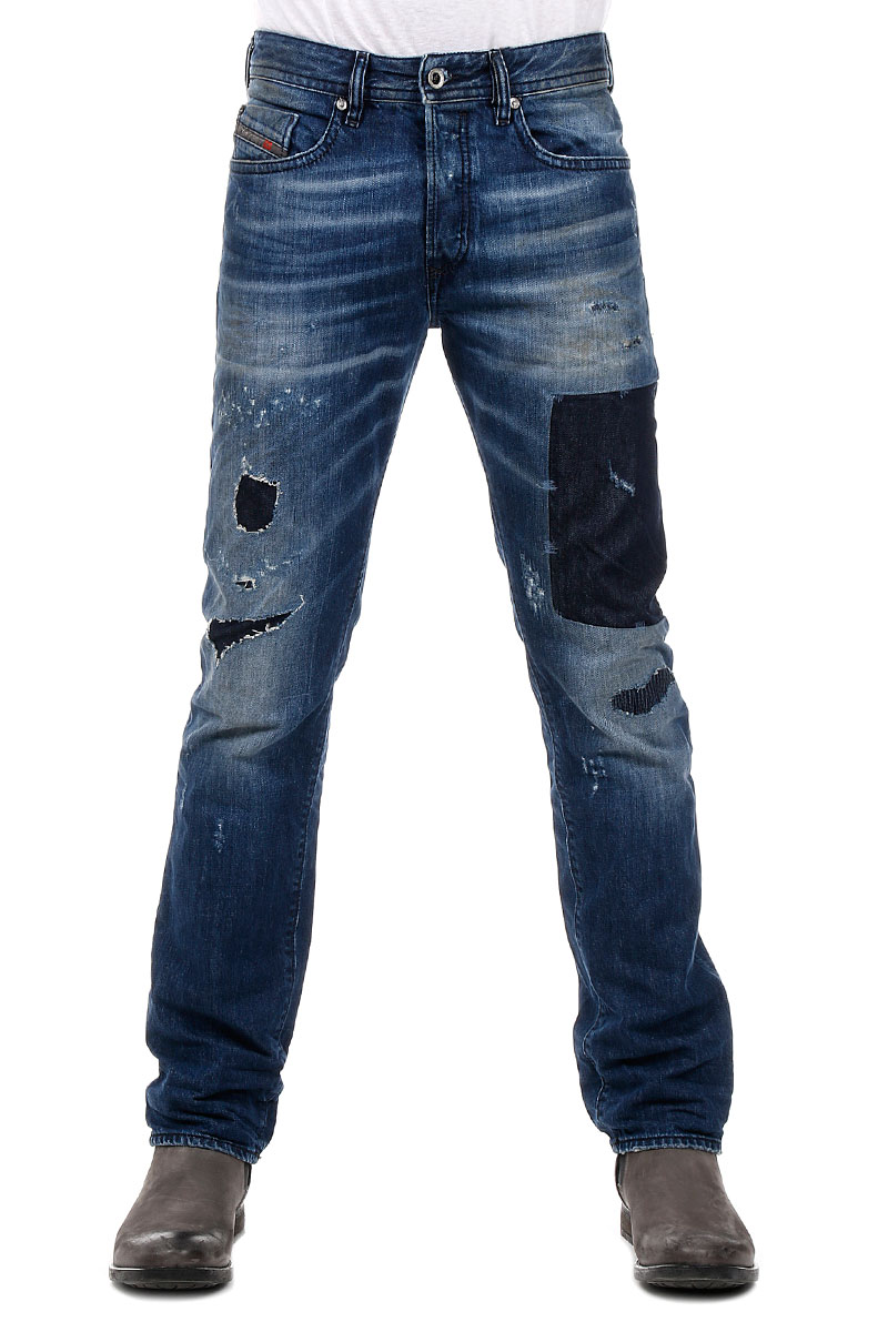 diesel herren denim buster jeans glamood outlet. Black Bedroom Furniture Sets. Home Design Ideas