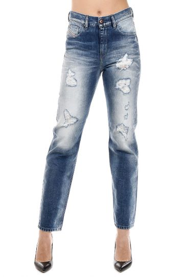 Jeans KAMERON L.32 in Denim Destroyed 19 cm