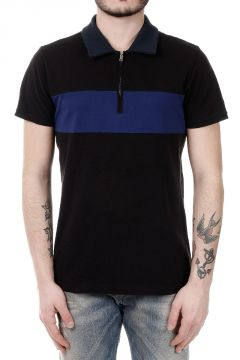 T-LEONARDO Slub Cotton Polo