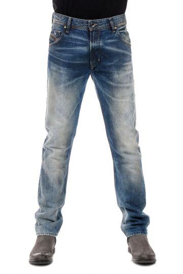 Jeans KRAYVER L.32 In Denim 17 cm