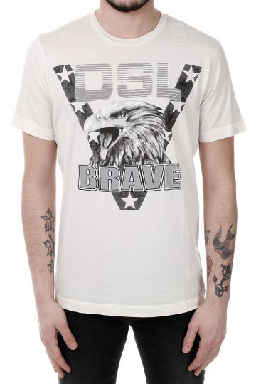 T-JOE-BH Printed T-shirt