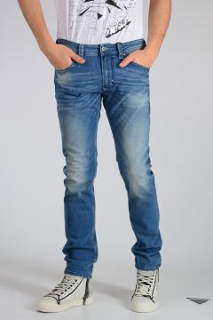 Jeans THAVAR in Denim Stretch 18cm