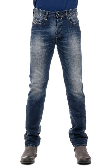 Jeans BUSTER L.32 In Denim stretch 18 cm