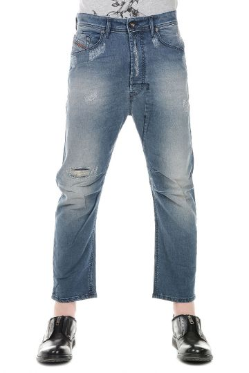 Stretch Denim DNA NARROT L.32 Jeans 17 cm