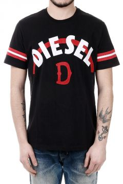 T-shirt T-JOE-AR in Jersey di Cotone