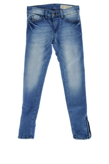 Jeans SKINZEE LOW in Denim stretch