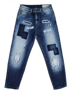 Jeans PEGIN in Denim Stretch