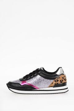 Sneakers SN LOW 3 GLITTER YO in Pelle