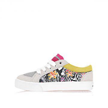 Sneakers ZEBRA HIBISCUS Fantasia Florale