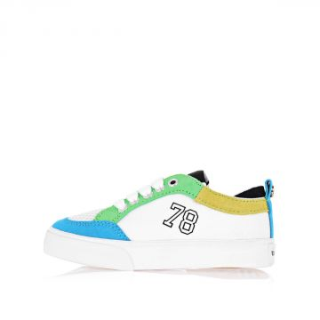 Sneakers 4 COLOUR in Tessuto