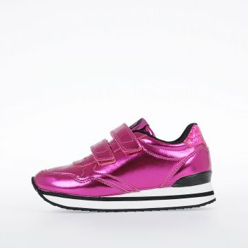 Sneakers SN LOW 6 STRAP FUXIA CH